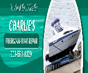 Charlies Fiberglass Boat Repair